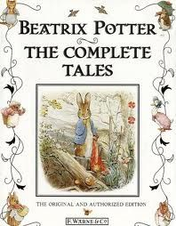 I absolutely loved reading this to my boys when they were little.  Their nurseries were decorated in Peter Rabbit <3