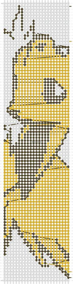 Alpha Pattern #3386 added by goldenlily