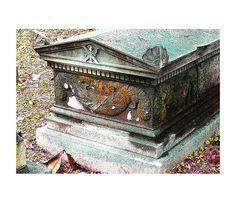 Graveyard Art Mossback Ancestors Gothic Dark by twistedpixelstudio, $12.00