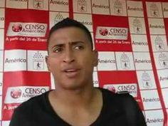 Eduardo Blandón, el otro candado del América de Cali para el Torneo Postobón    Solamente tres partidos disputó Blandón con los 'escarlatas' en la temporada de 2012. Ahora deberá pelear la titularidad con el hombre de confianza de Diego Umaña, el uruguayo Alexis Viera.