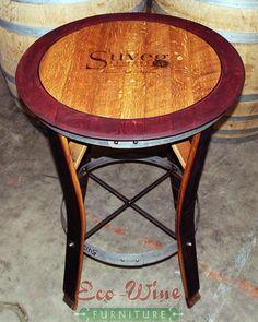 Wine Barrels Hand Crafted Furniture from Wine Oak Barrels