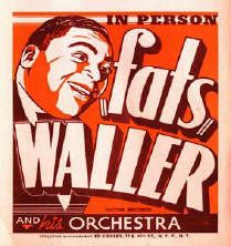 Fats Waller - Inducted in 1968 Critics poll