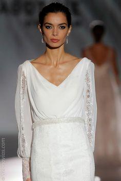 Tendencias en maquillaje de novia 2015 (I) www.webnovias.com/blog
