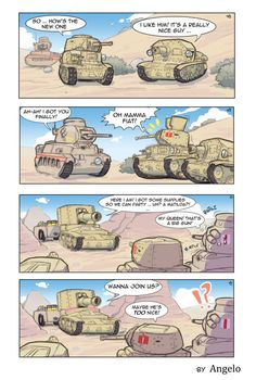 Hetzer and friends 5 by Andrea-Verga