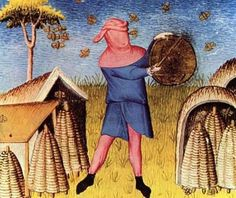 Image result for ancient beekeeping outfit