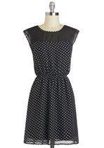 Seeing Spots Dress | Mod Retro Vintage Dresses | ModCloth.com