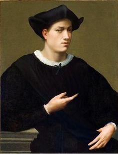 Young Man, ca,  by Franciabigio, 1482-1525  The Kress Foundation