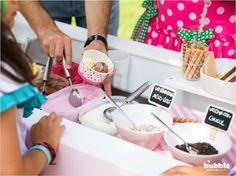 My happy kids : A Ice Cream Party da Carminho