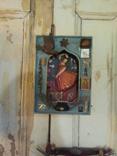 Tossed and Found: repurposed and found object art