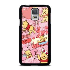 WINNIE THE POOH CUTE CARTOON Samsung Galaxy S5 Case Cover  Vendor: Favocase Type: Samsung Galaxy S5 case Price: 14.90  This premium WINNIE THE POOH CUTE CARTOON Samsung Galaxy S5 Case Cover will generate dazling style to yourSamsung S5 phone. Materials are made from strong hard plastic or silicone rubber cases available in black and white color. Our case makers personalize and produce every single case in best resolution printing with good quality sublimation ink that protect the back sides… Samsung Galaxy S5, Galaxy S8, Samsung Cases, Winnie The Pooh, Estilo Converse, Cute Cartoon, Cover, Silicone Rubber, Printing