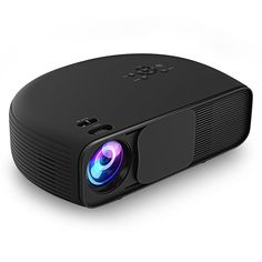 Famirosa 1080p Hd Led Portable Movie Projector With 3500 Lumens Efficiency Lcd Home Theater Hdmi Usb Vga Av Office Cinema Laptop