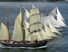 """Danish ship 'Loa"""""""