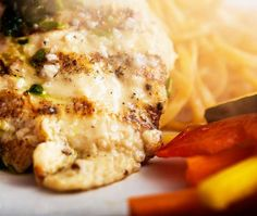 Roasted Pepper Picante Chicken
