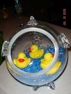 NEW rubber duckie ideas