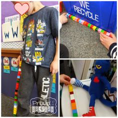 Measurement, Motion, Magnets and so much FUN over at the Proud to be Primary Blog...come check out all the fun we've been having!!