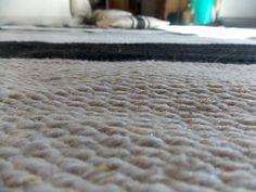 Alfombra, textura, suavidad, lana & algodón, telares