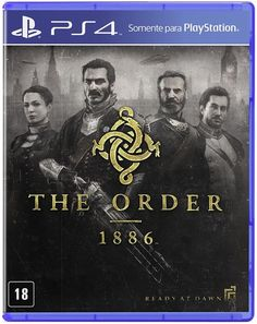 ORDER, THE - 1886 (PS4)