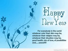 Happy New Year 2015 SMS
