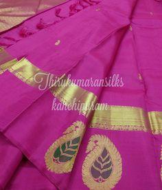 Simple yet stylish #kanjivarams from #Thirukumaransilks,can reach us @ +919842322992/WhatsApp or @ thirukumaransilk@gmail.com for more collections and details