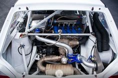 Volkswagen // Golf Mk2 Mid-Engine 16V Turbo