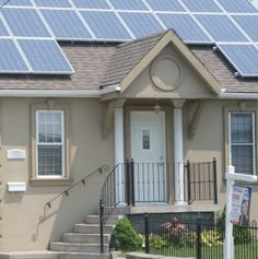 How do solar panels affect property values? Property Values, Solar Panels, Workshop, Outdoor Decor, Blog, Free, Sun Panels, Atelier, Solar Panel Lights