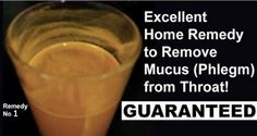 Mucus frequently goes hand in hand with colds and other upper respiratory diseases. While not a genuine wellbeing issue, if mucus is not treated auspicious, it can stop up and aggravate the bronchial tubes and thus cause an auxiliary upper respiratory disease. The vicinity of mucus is normally shown by a consistent requirement for throat clearing, steady hack, runny nose,...