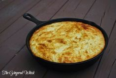 The Gingered Whisk: Sourdough Cornbread uses 1 cup starter w/ 1 cup each cornmeal & I bleached flour, 2 eggs, 1 c. milk, 1/2 c. butter, & maple syrup...