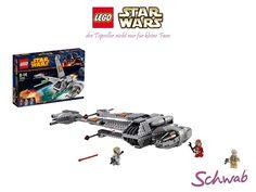 Mit #Lego #Star #Wars könnt Ihr Euch die bekannten Kino-Filme nach Hause holen.  #StarWars