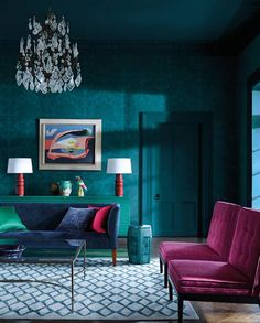 St Leger & Viney: The Zoffany Damask Collection - SA Décor & Design Blog
