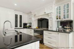 French Provincial Kitchen | Harrington Kitchens