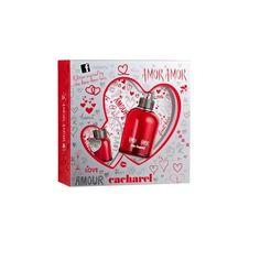 Cacharel Coffret Amor Amor Eau De Toilette 100ml 2 Produits Cosmetiques Online