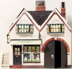 Bakery - Toys and Stuff: Kellogg's Paper Village UK