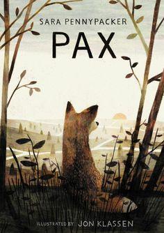 Pax - Sara Pennypacker, illus by Jon Klassen