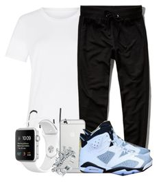 """Boss Paradise"" by kekethebaddest ❤ liked on Polyvore featuring Calvin Klein, Abercrombie & Fitch and Native Union"