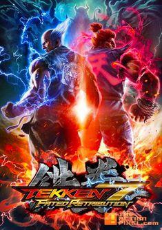'Tekken Fated Retribution:' Akuma from 'Street Fighter' Confirmed to Be a Playable Character Tekken Wallpaper, Madara Wallpaper, Asian Wallpaper, Xbox 360 Video Games, Video Game Art, Tekken Girls, Akuma Street Fighter, Jin Kazama, Bandai Namco Entertainment