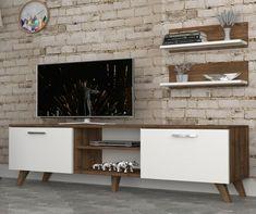 Main Thumb Furniture Decor, Living Room Furniture, Tv Storage Unit, Tv Unit Design, Contemporary, Modern, Living Room Designs, Teak, The Help