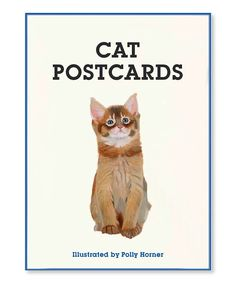 Take a look at this Cat Postcards - Set of 21 today!