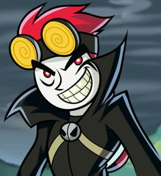How to Draw Jack Spicer from Xiaolin Showdown<===............... going to save this for later