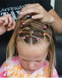 Hairstyles for a girl Toddler Hairstyles Girl girl Hairstyles Girls Hairdos, Lil Girl Hairstyles, Braided Hairstyles, Toddler Hairstyles, Wedding Hairstyles, Hairstyles Videos, School Hairstyles, Wedding Updo, Crazy Hair
