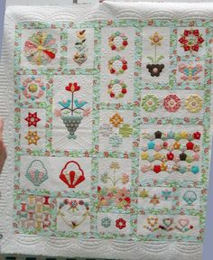 English Paper Piecing - Marmalade Quilt by Sue Daley - Riley Blake fabric