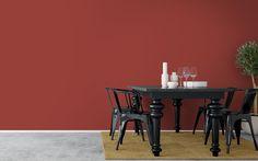 #Boråstapeter #Mineral 4218, #Värisilmä www.varisilma.fi #tapetti #keittiö #punainen Mineral, Dining Table, Furniture, Home Decor, Decoration Home, Room Decor, Dinner Table, Home Furnishings, Dining Room Table
