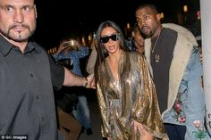 End of an era:Kim Kardashian and Kanye West have fired longtime bodyguard Pascal Duvier, ...