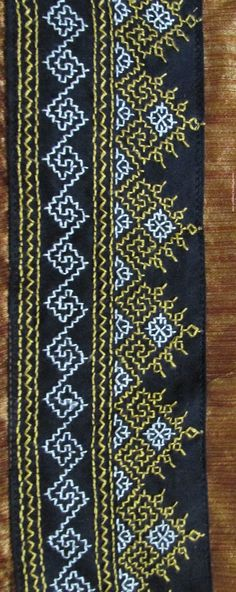 My craft works: Kasuti Embroidery Tops