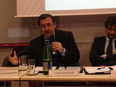 Luigi Malnati | Mibac http://www.lbs.luiss.it/2013/02/15/archeologia-preventiva-integrare-la-tutela-nella-filiera-dei-lavori-pubblici/