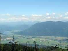 Is Sumas Mountain In Danger Of 'Coming Down'