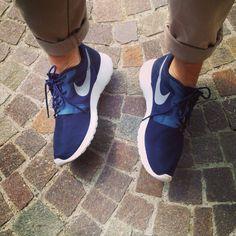 Nike Rosherun: I Love It! by Gabriele Giuzzi on @sbaam http://sba.am/8ub4t1rrop #Shoes #Nike #Fitness #Fashion #Style #Cool #Outfit #Blog #Blogger #FashionBlog #FashionBlogger