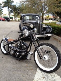 Harley-Davidson | Chopper Inspiration - Choppers and Custom Motorcycles | bobberinspiration October 2014 This.