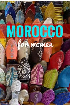 ~Safety tips for women in Morocco | House of Beccaria