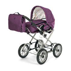 BRIO Puppenwagen Combi violett, Inkl. Wickeltasche bei baby-markt.at - Ab 20 € versandkostenfrei ✓ Schnelle Lieferung ✓ Jetzt bequem online kaufen!