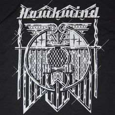 Hawkwind Album Cover